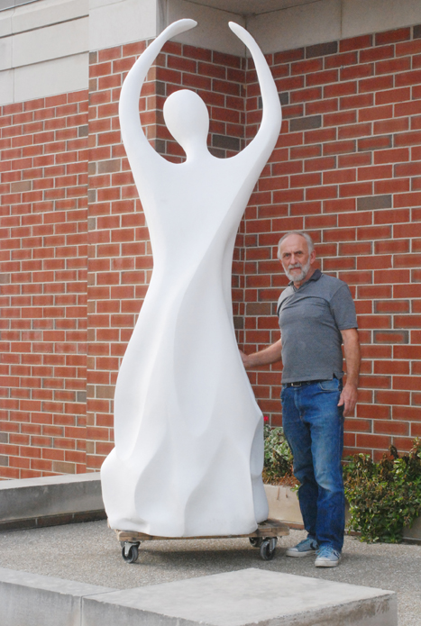 OCU Sculpture